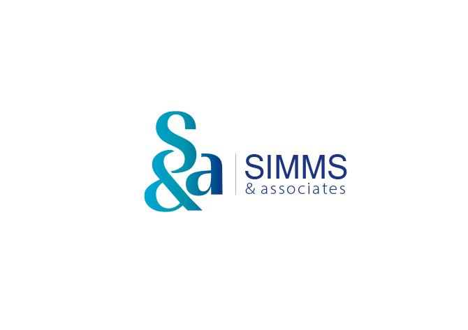 Logo Simms (i.o.v. BrandSense)